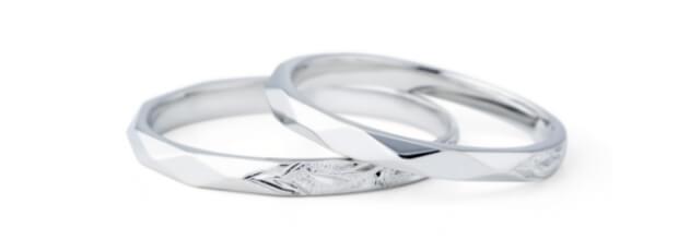 ハワイアンジュエリープライベートビーチの結婚指輪